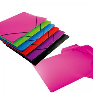 Polypropylene, Flap Folders and Bellows. Bellow Briefcases