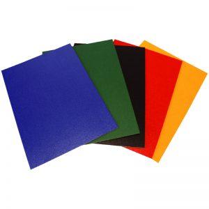 Subfolders, Covers, Separators and Scrapbooking Cardboard