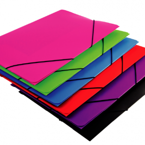 Polypropylene, Flap Folder and Expanding File Accordion Briefcases, Note Covers